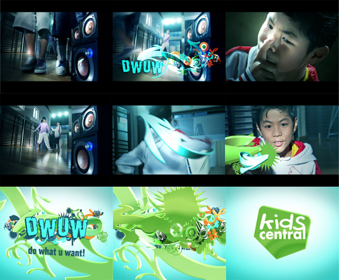 Mediacorp TV Kids Central Channel Rebrand feat. Ident Breakdancers