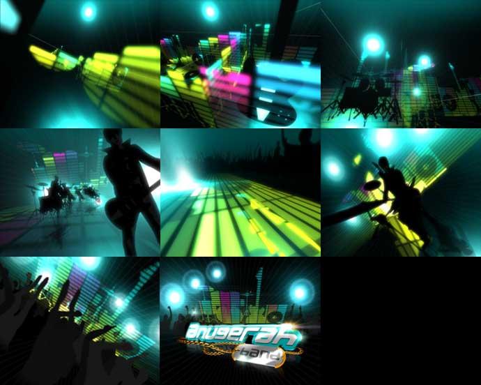 Mediacorp TV Suria Anugerah Band 2008